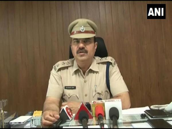 Shamsher Singh, SP Crime