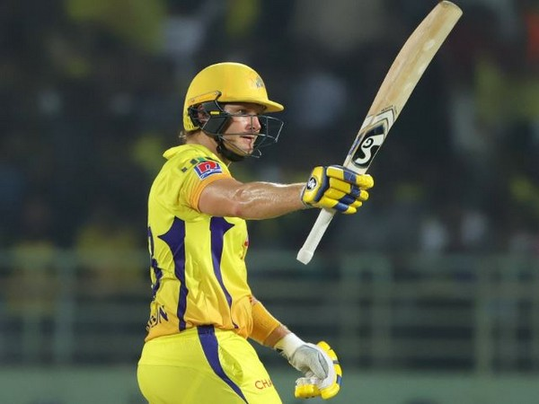 Chennai Super Kings defeated Delhi Capitals by six wickets here on Friday (Photo/ Chennai Super Kings Twitter)