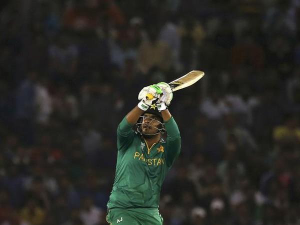 Pakistan opening batsman Sharjeel Khan