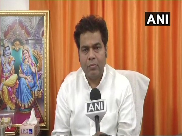 Uttar Pradesh Energy Minister Shrikant Sharma (file photo)