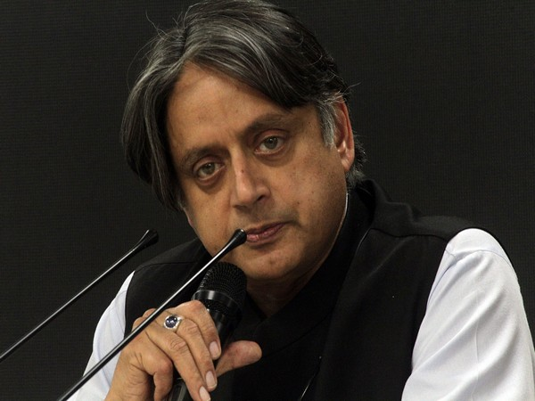 Congress MP Shashi Tharoor (File Photo/ANI)
