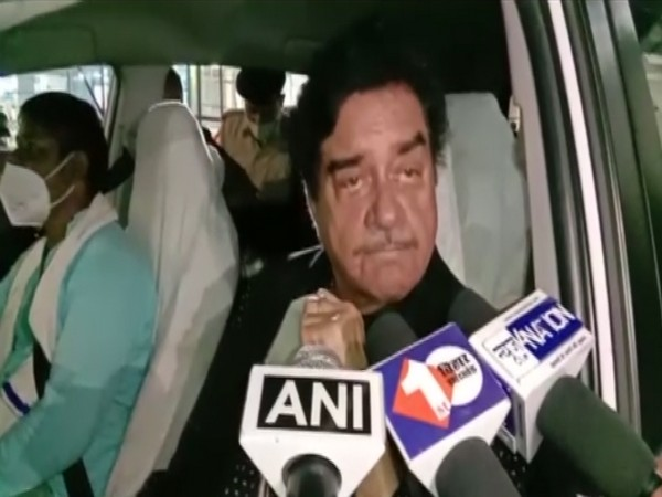 Congress leader Shatrughan Sinha [Photo/ANI]