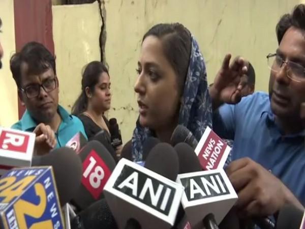 Student leader Shehla Rashid (File Photo/ANI)