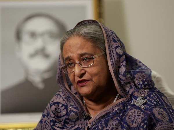 Bangladesh Prime Minister Sheikh Hasina (File photo)