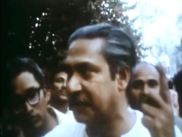 Bangabandhu Sheikh Mujibur Rahman