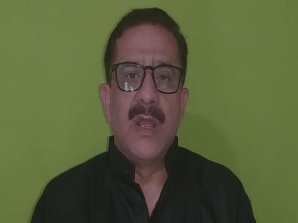 Shia Central Waqf Board chairman Waseem Rizvi (File pic)