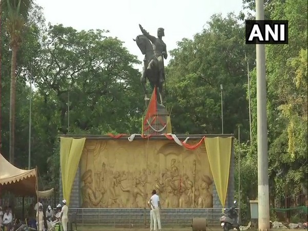 Visual from Shivaji Park, Mumbai. (Photo/ANI)