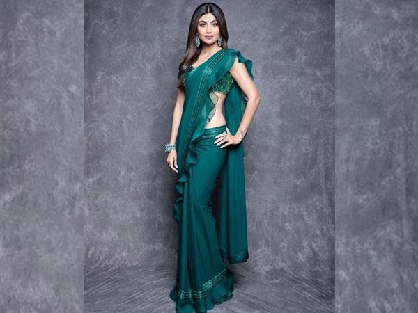 Shilpa Shetty, image courtesy, Instagram