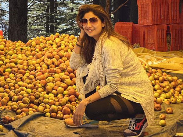 Shilpa Shetty Kundra (Image courtesy: Twitter)