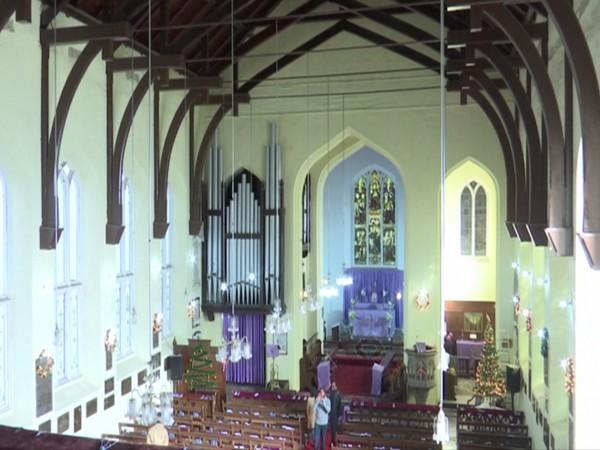 Christ Church in Shimla.