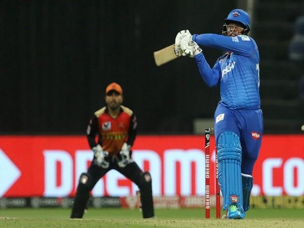Delhi Capitals batsman Shimron Hetmyer (Photo: BCCI/ IPL)