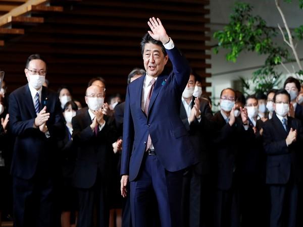 Japan's ex-Prime Minister Shinzo Abe (Photo Credit - Reuters)