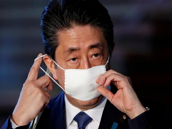 Japanese Prime Minister Shinzo Abe (File photo)