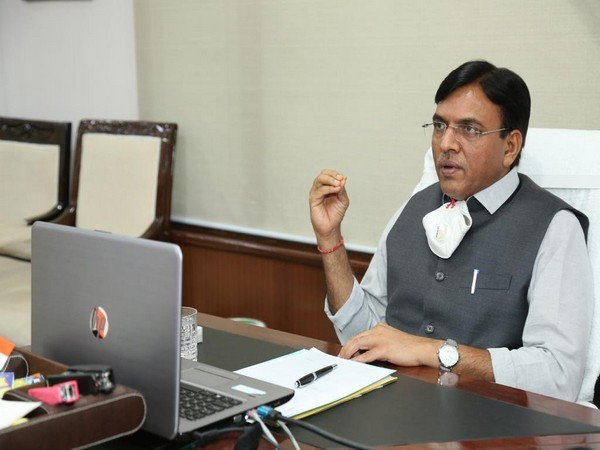 Union Minister of State of Shipping Mansukh Mandaviya (File photo)