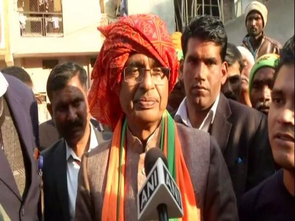 Former Madhya Pradesh Chief Minister Shivraj Singh Chouhan