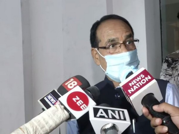 Madhya Pradesh Chief Minister Shivraj Singh Chouhan. [Photo/ANI]