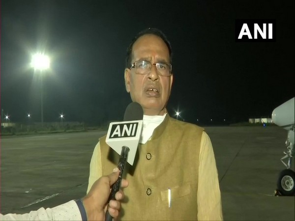 Madhya Pradesh Chief Minister Shivraj Singh Chouhan (file photo)