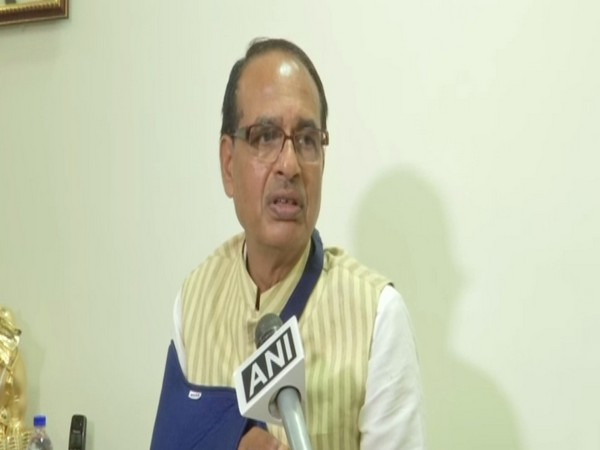 Senior BJP leader Shivraj Singh Chauhan talking to ANI on Wednesday. Photo/ANI