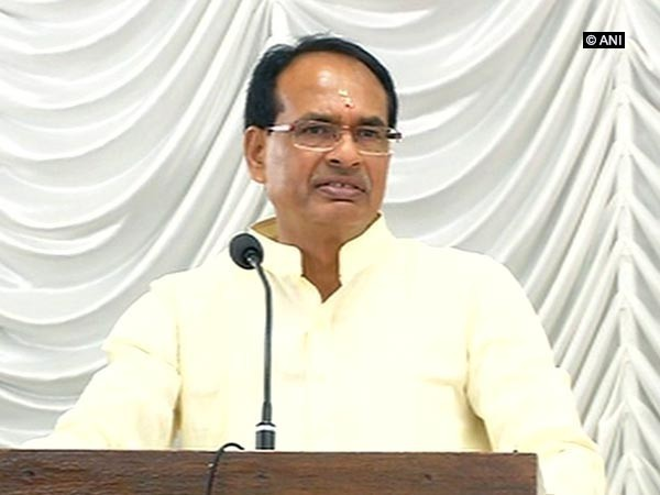 Madhya Pradesh Chief Minister Shivraj Singh Chouhan [File Photo]