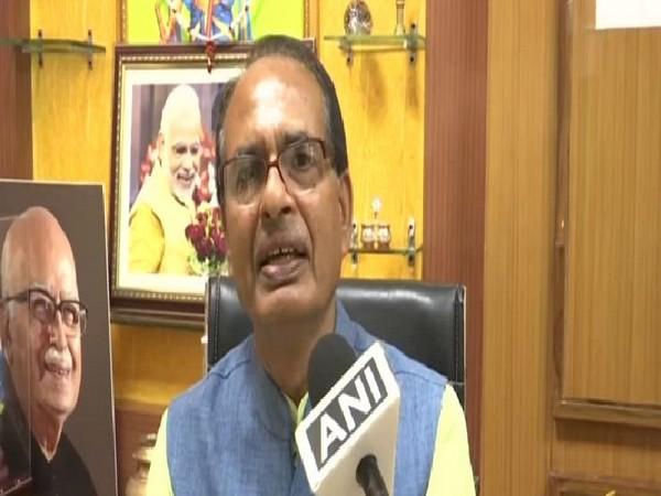 BJP leader Shivraj Singh Chouhan. File photo/ANI