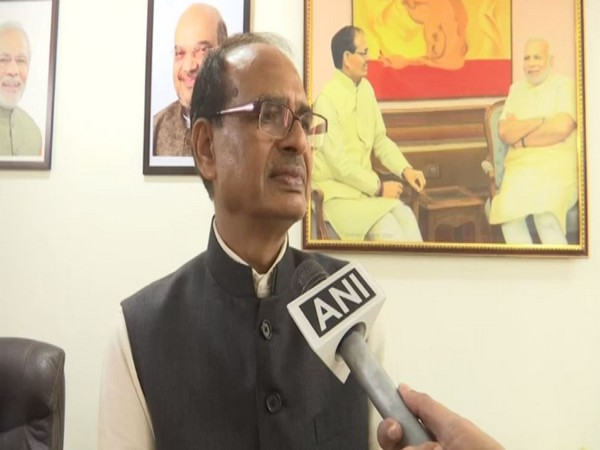 BJP leader Shivraj Singh Chouhan. File photo/ANI