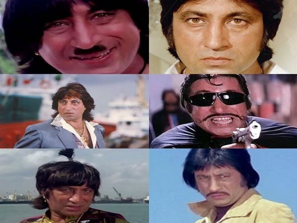 Shakti Kapoor's collage (Image Courtesy: Instagram)