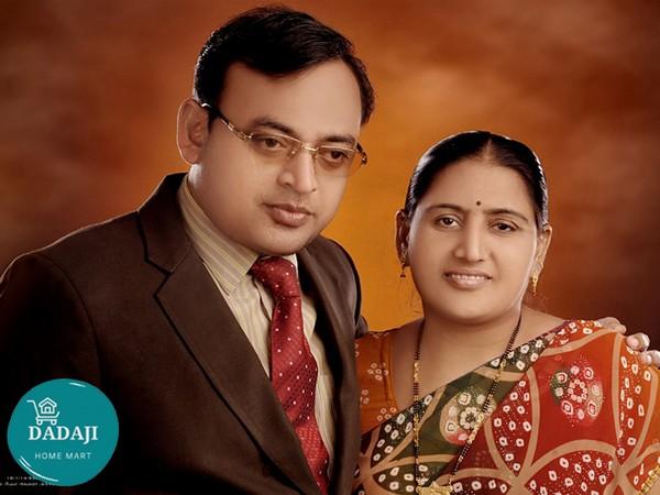 Dinesh Pandya and Jayshree Pandya