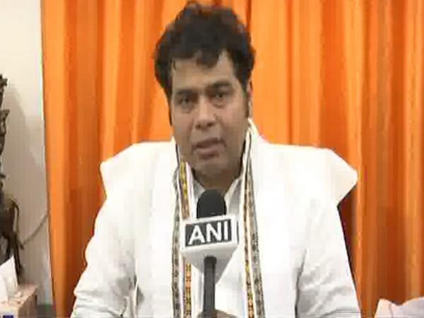 UP Power Minister Shrikant Sharma (File Photo/ANI)