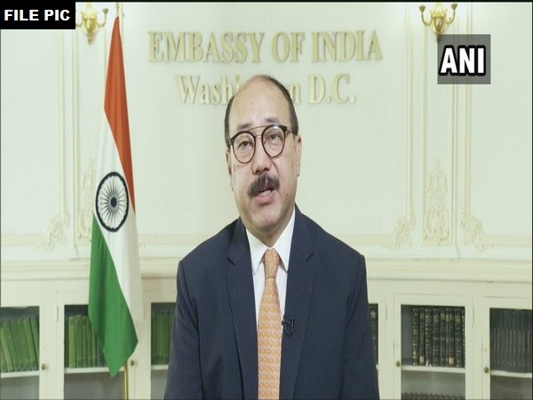Senior Indian diplomat Harsh Vardhan Shringla (File photo)