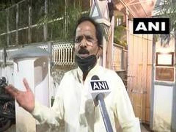 Union Minister of State for Defence Shripad Naik (File photo)