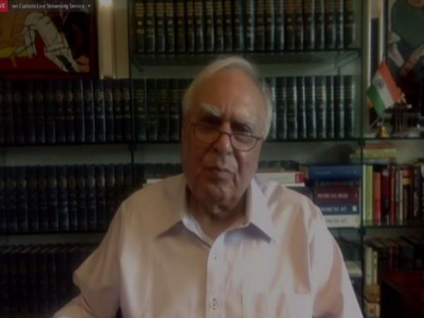 Congress leader Kapil Sibal.