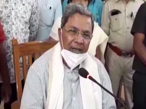 Congress leader and former Karnataka CM Siddaramaiah (File photo)