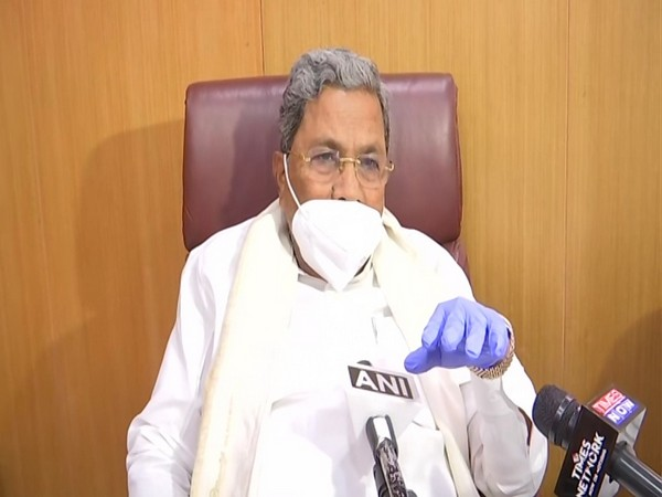 Former Chief Minister Siddaramaiah. (File photo)