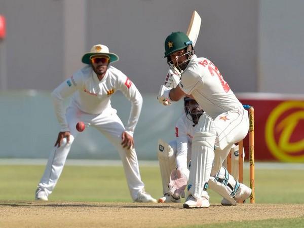 Zimbabwe batsman Sikandar Raza (Image: ICC Twitter)
