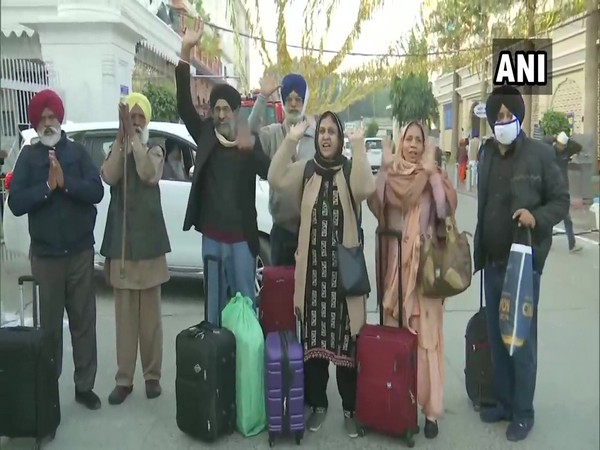 A Sikh Jatha from India is set to leave for Nankana Sahib in Pakistan on Friday on the occasion of Guru Nanak's 551st birth anniversary.