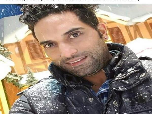 Ravinder Singh (File pic)