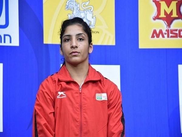 Boxer Simranjit Kaur (Photo/ Simranjit Kaur Twitter)