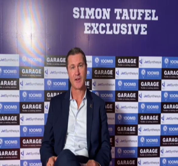Former ICC umpire Simon Taufel
