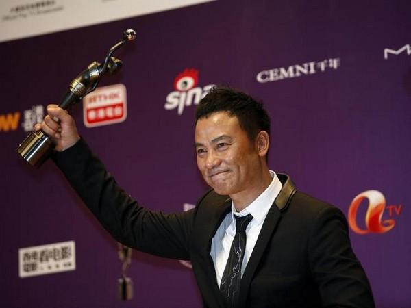 Hong Kong actor Simon Yam