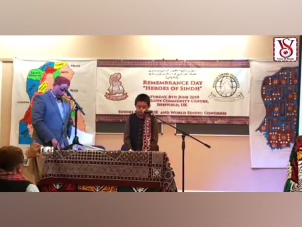 Visuals from Sindhi World Congress.