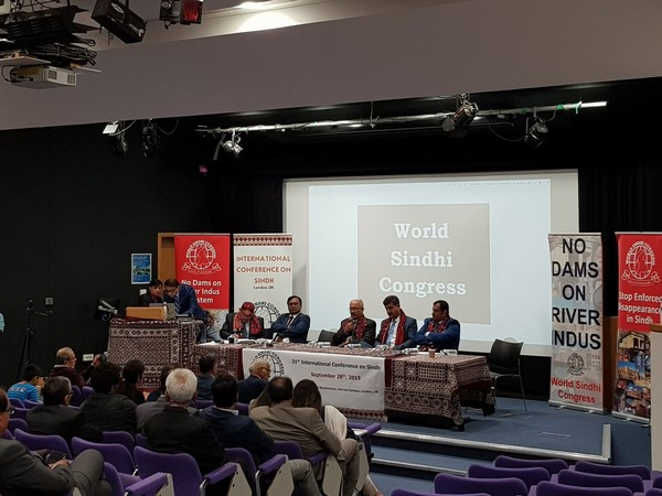 31st International Conference on Sindh kicks off in London. (Photo Credits: World Sindhi Congress)