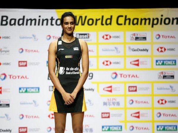 Shuttler PV Sindhu (File photo)