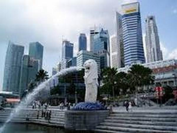 Merlion Park, Central Business District, Singapore