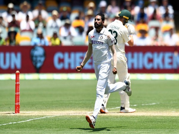Pacer Mohammed Siraj was the pick of the Indian bowlers in Australia (Photo/ BCCI Twitter)