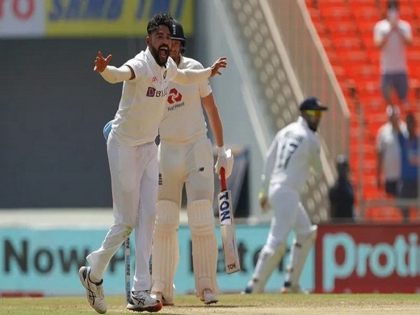 India pacer Mohammed Siraj  (Image: BCCI)