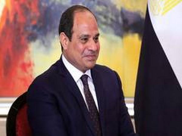 Egyptian President Abdel Fattah al-Sisi (File photo)