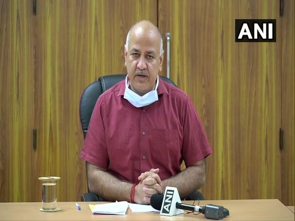 Delhi Deputy Chief Minister and Education Minister Manish Sisodia (file photo)