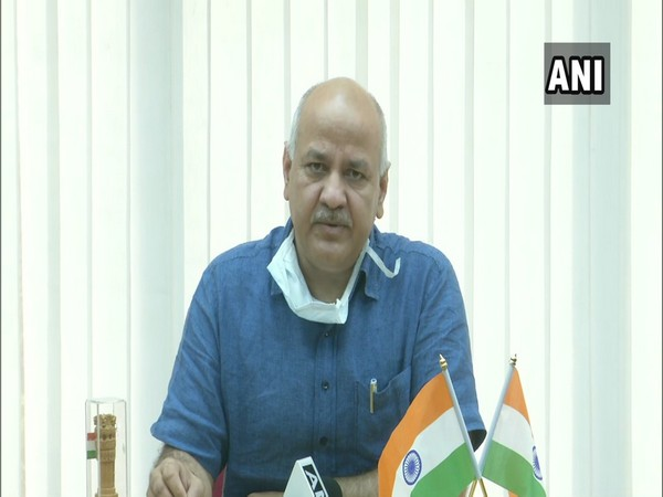 Deputy Chief Minister of Delhi Manish Sisodia. (File Photo)