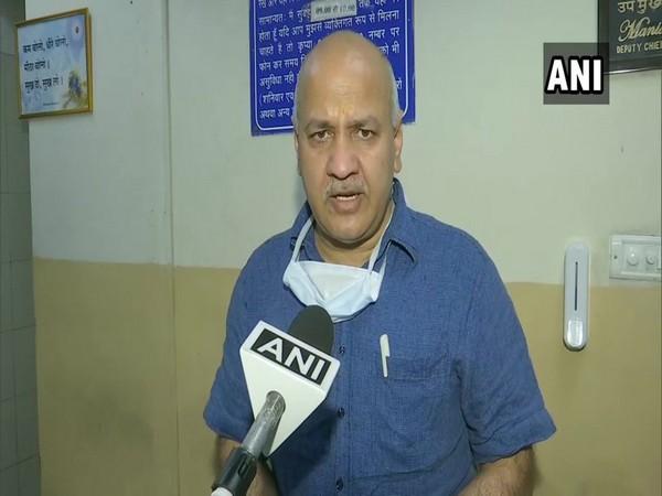 Delhi Education Minister Manish Sisodia (File Photo)