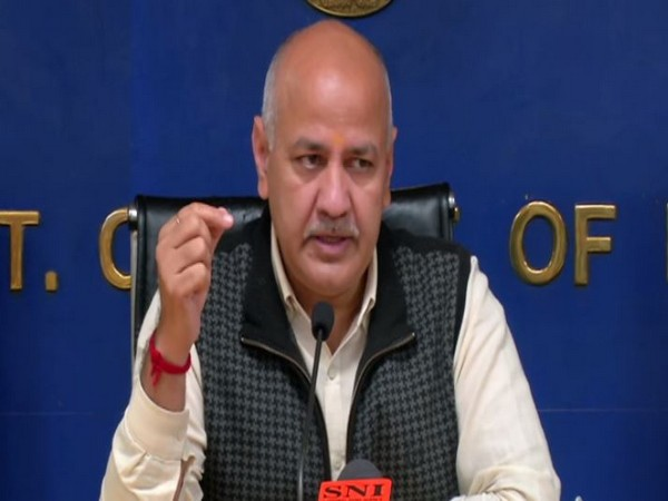 Deputy Chief Minister Manish Sisodia (File photo)